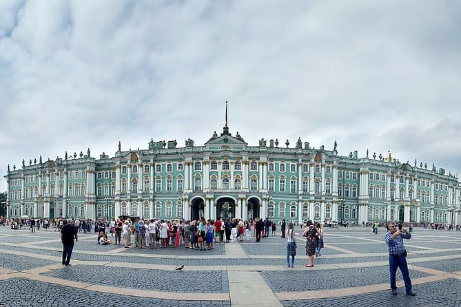 Private 6-hour City tour of Saint Petersburg and Hermitage Museum Hotel Pick Up