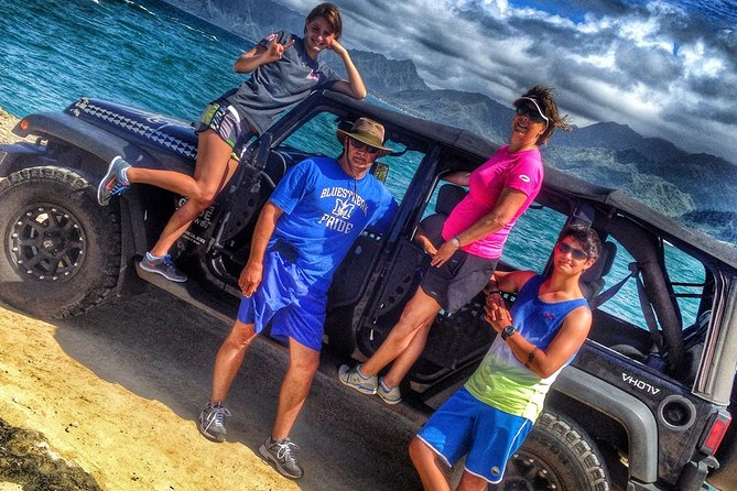 8 Hour Circle Island Jeep Tour