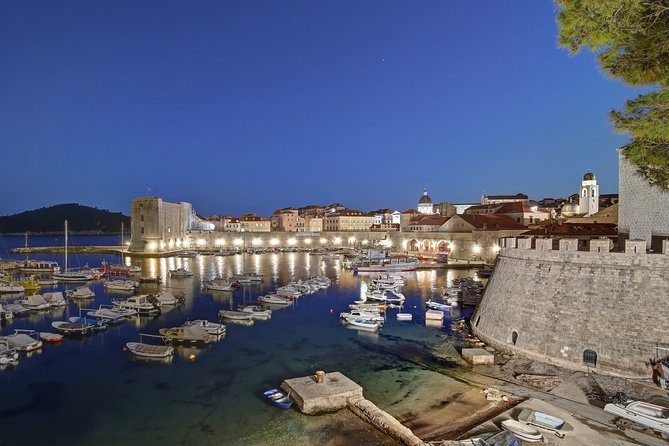 Dubrovnik by Night Private Tour