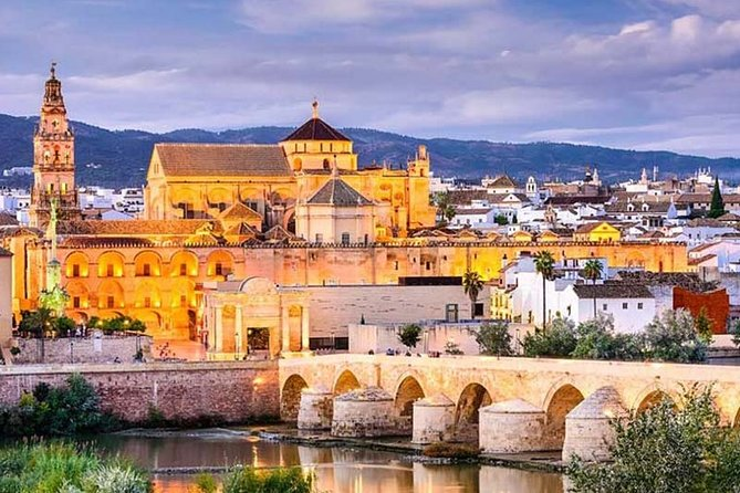 Cordoba private tour from Seville including the great Mosque for up to 8 persons