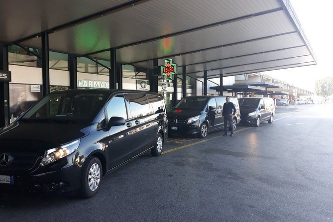 Private Transfer from Malpensa Airport to Milan