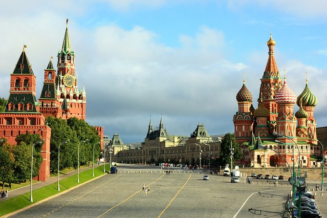 Five Days in Moscow