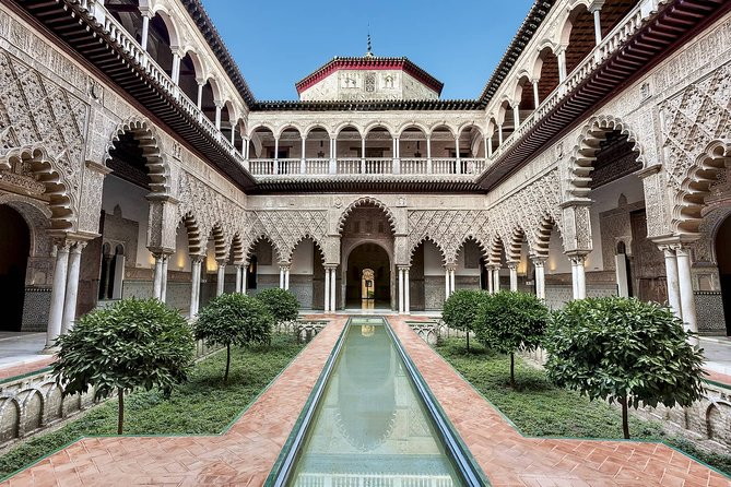 Seville Private tours from Granada for up to 8 persons