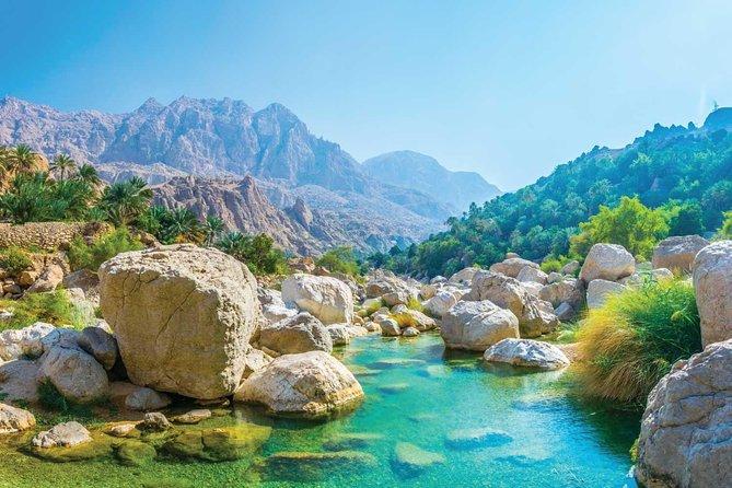 Wonder Oman (3 Day Tour)
