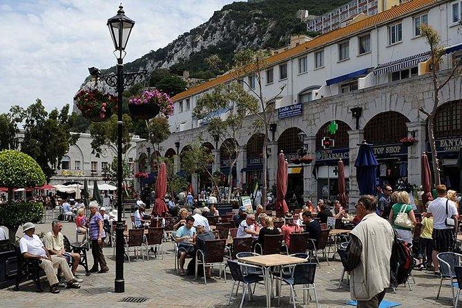 Gibraltar private tours from Seville