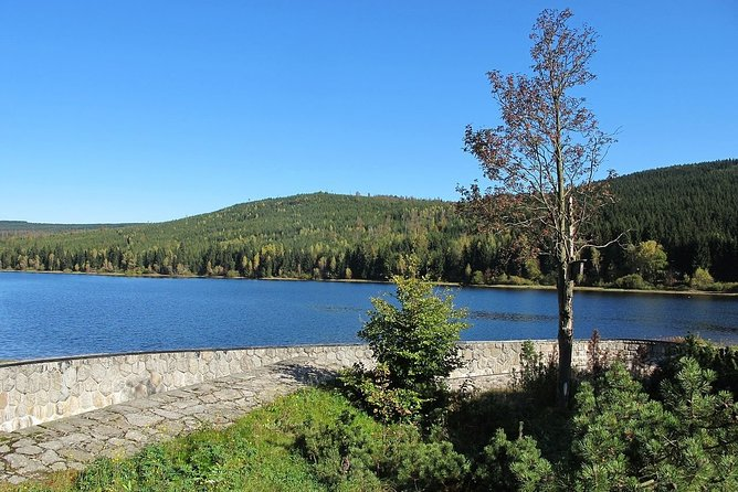 1-day Bike Tour - Jizera Mountains Dams (long version)