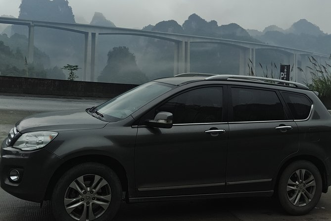Dunhuang Hotel to Dunhuang International Airport (DNH)