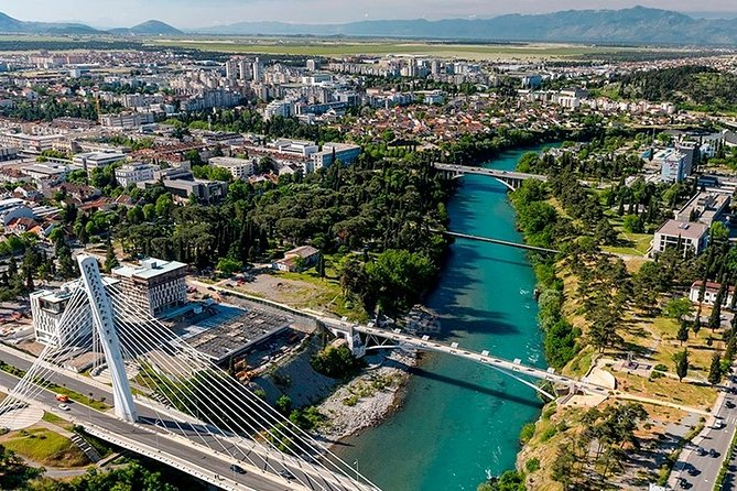 Joyful private transfer from or to Podgorica