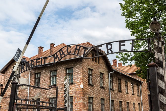 From Cracow: Small Group Tour to Auschwitz and Birkenau