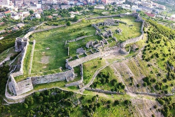 Castle Visit and Food Full Day Tour in Lezha