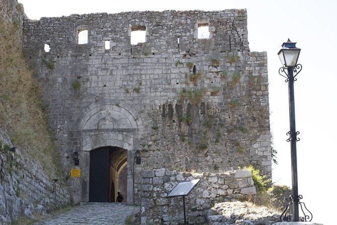 Rozafa Castle with a Private Guide