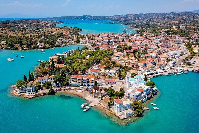Private Luxury Transfer from Athens to Porto Heli- Kosta