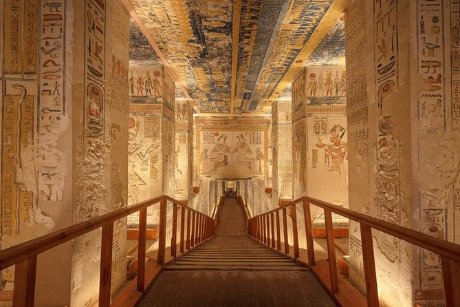 Full-Day Private Tour to Luxor with Lunch and Pick Up