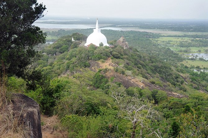 Day-trip from Anuradhapura to Mihintale - Tuk Tuk Tour