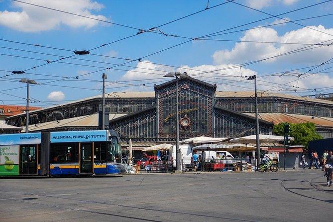 Turin Porta Palazzo market