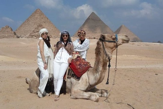 private Tour to Giza and Cairo