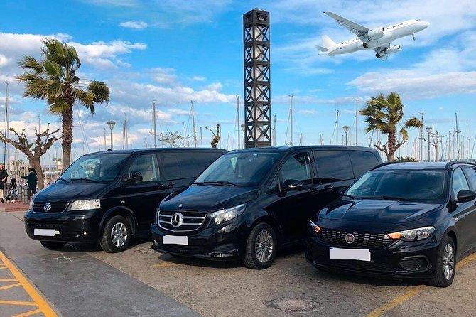 Miami accommodation to Orlando Airport (MCO) - Departure Private Transfer