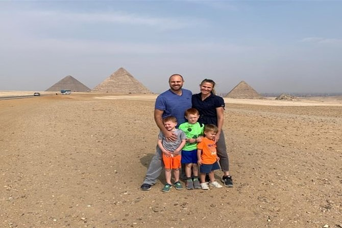Tour: Giza Pyramids, Sakkara and Memphis
