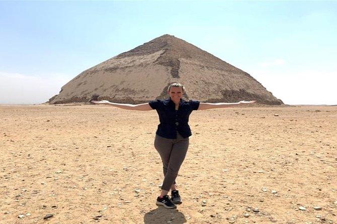 Full-Day Pyramid, Sakkara, Memphis & Dahshur