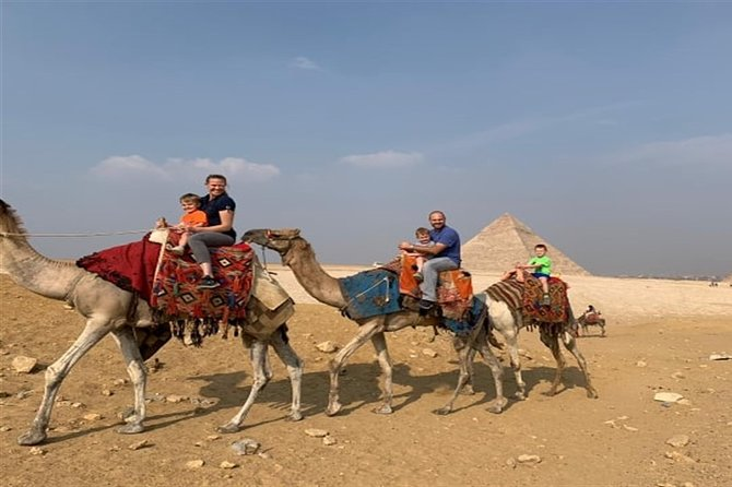 Full-Day Giza Pyramid, Sakkara & Memphis