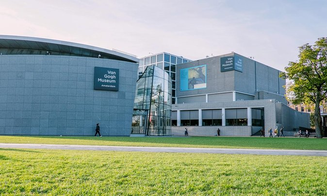 Van Gogh Museum Virtual Tours and Activities