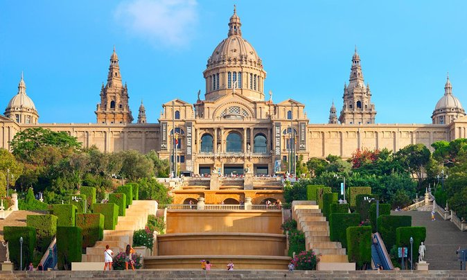 Barcelona's National Art Museum of Catalonia Virtual Tours