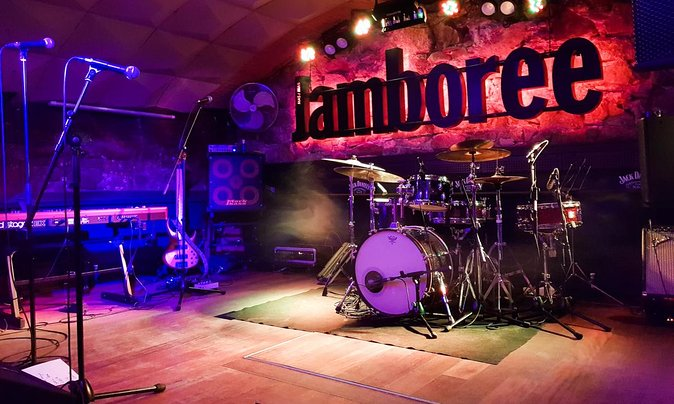 Live Shows at Barcelona's Jamboree Jazz & Dance Club
