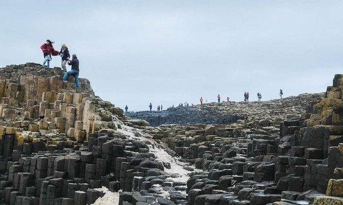 Giant's Causeway Virtual Tour in Ireland