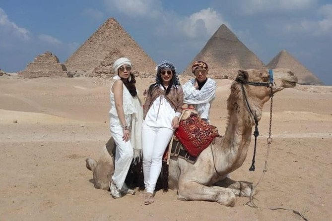 Best Tour: Giza Pyramids, Sakkara, Dahshur and Memphis