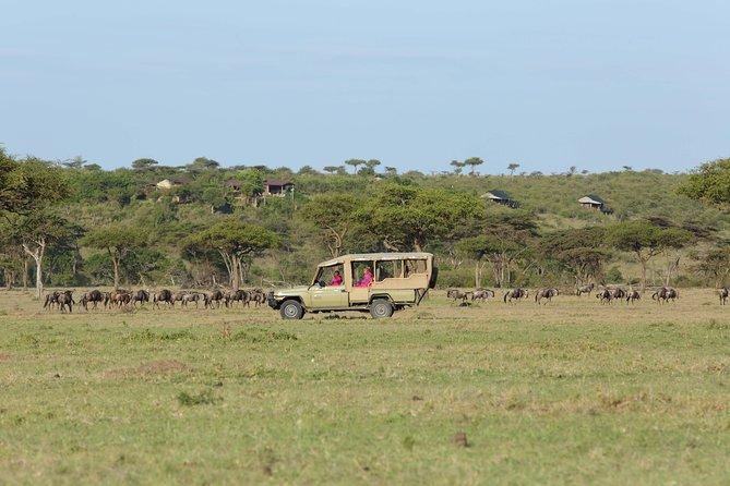 4 Days Masai Mara Explorer Safari