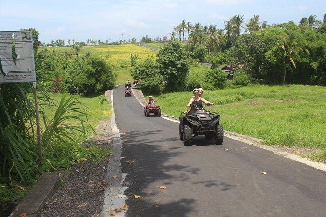 Exlusive Bali ATV Ride In The Beach