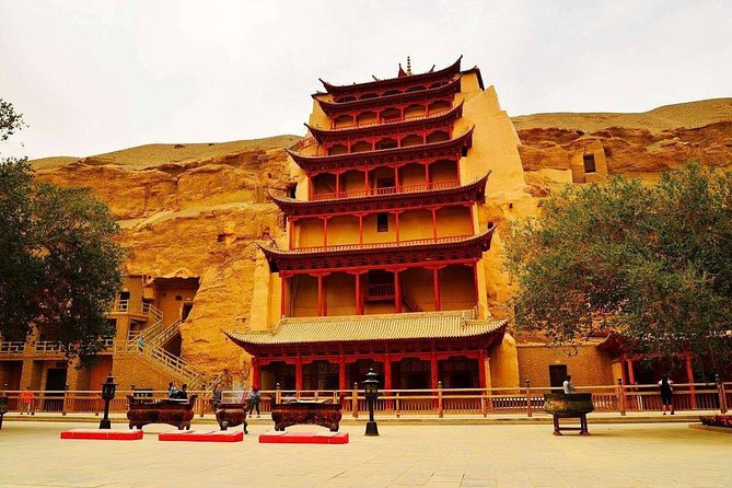 5 Days Private Essential Tour to Dunhuang and Jiayuguan