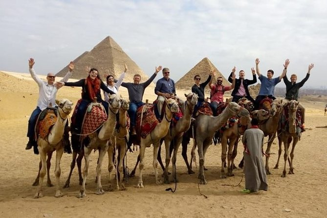 Private Tour Full-Day Giza Pyramid and Egyptian Museum