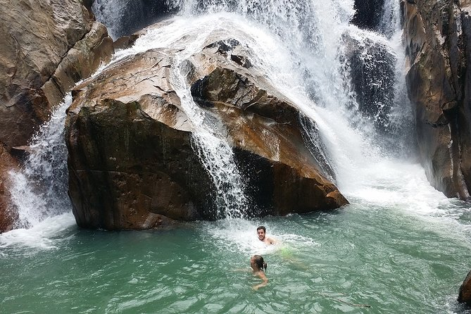 Nha Trang Half Day Tour to Ba Ho Waterfall