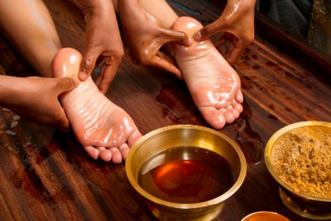 Bali Reflexology Massage at Luxury Spa