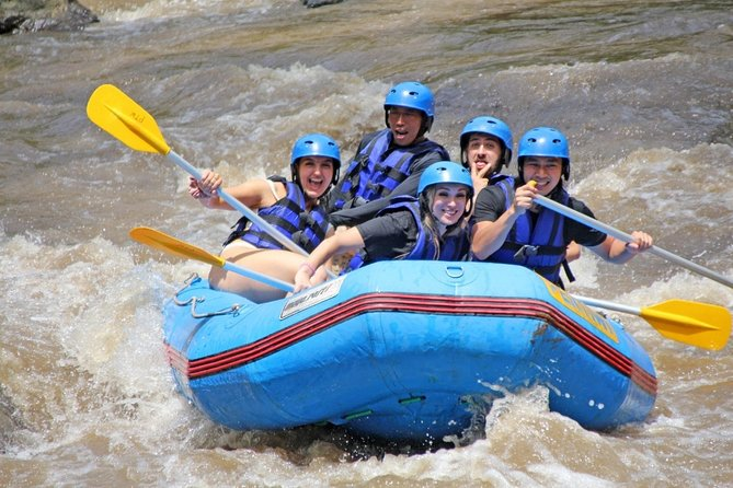 White Water Rafting Adventure In Bali