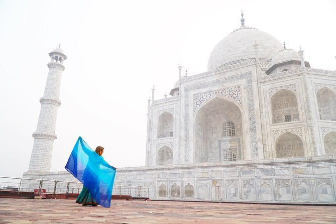 2-Day Private Guided Tour of Agra from Delhi