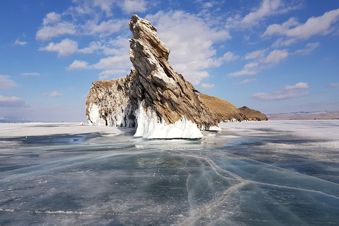 Winter Olkhon Island 2 days tour