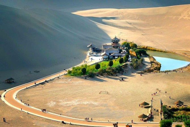 3Day Private Silk Road Tour fromGuangzhou:Highlights of Xi'an,Jiayuguan,Dunhuang