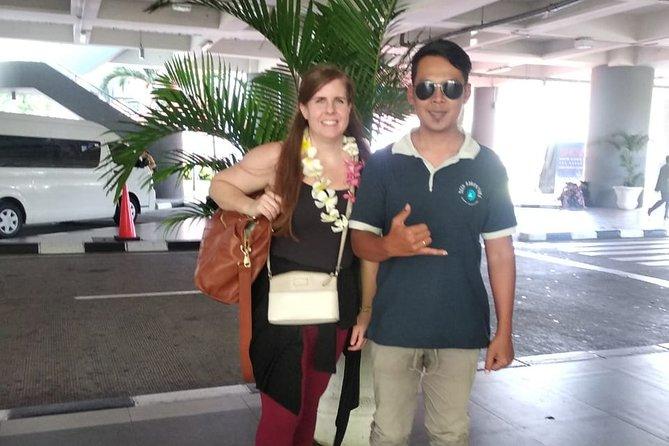 Bali Airport Transfer to Seminyak/Canggu/Sanur/Nusa Dua/Uluwatu