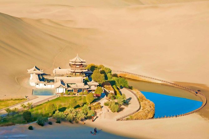 4 Day Private Silk Road Discovery from Chengdu: Xian, Dunhuang City Highlights