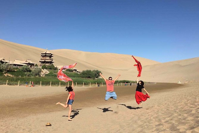 4 Day Private Silk Road Discovery from Chongqing: Xian, Dunhuang City Highlights