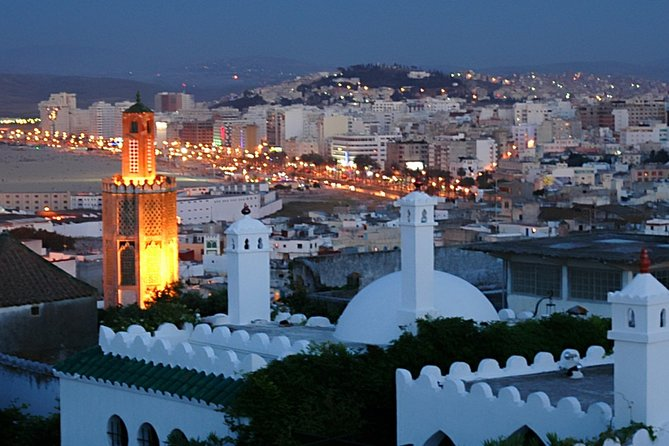 Tangier in Morocco private tour from Seville for up to 8 persons