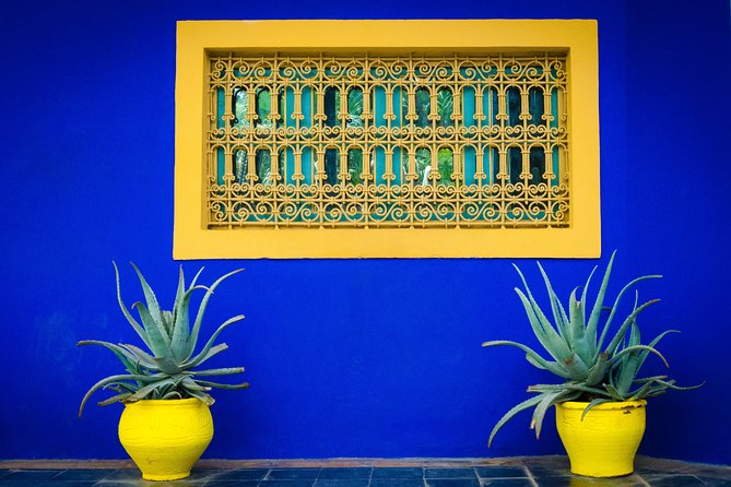 Marrakech City Tour and Majorelle Garden by car - Half Day - private tour