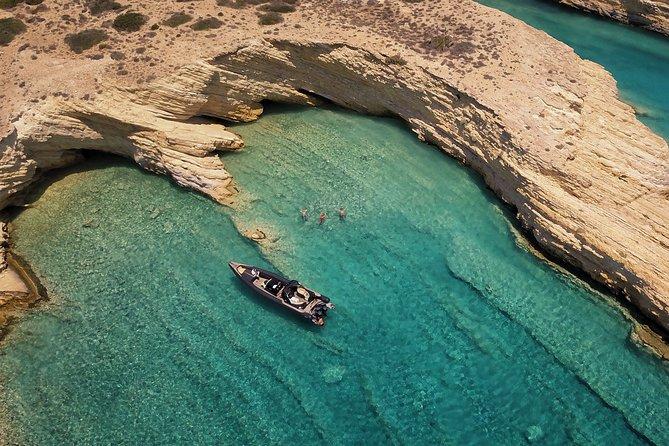 Private Cruise: PAROS – KOUFONISIA – SCHINOUSA - HERAKLIA
