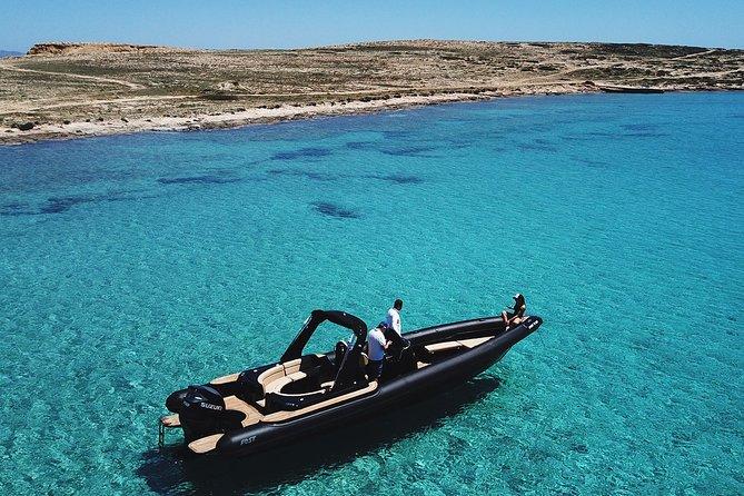 4 Hours Private Cruise PAROS – PANTERONISIA – SOUTH COASTLINE OF PAROS