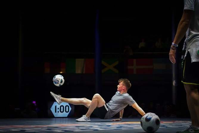 Freestyle Football Workshop in England