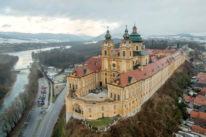 Melk Abbey and Wachau Valley with boat cruise private day trip from Prague