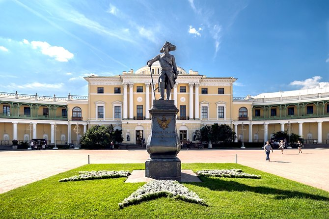 3-in-1 Business Class Tour: St. Petersburg, SUBURBS PACKAGE