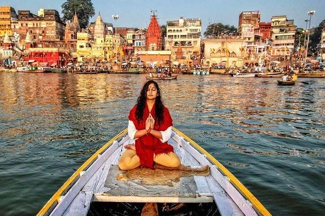 Holy Ganges- The Divine City Varanasi